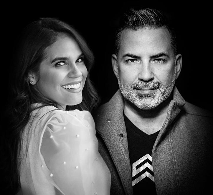 Gaby y Rogelio CEOs Stratus