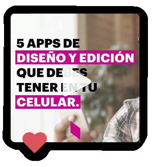 aplicaciones de diseño para el celular
